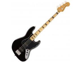Squier Classic Vibe '60s Jazz Bass, Laurel Fingerboard, Black 0