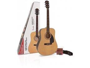 Fender FA 115 Dreadnought Pack, Natural, Walnut Fingerboard 1