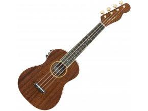 Fender Grace Vanderwaal Signature Uke, Walnut Fingerboard, Natural 1