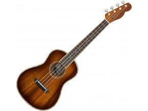 Fender Montecito Tnr Uke, TBST wbag WN 1