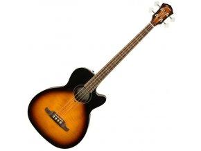 Fender FA 450CE Bass, Laurel Fingerboard, 3 Color Sunburst 1
