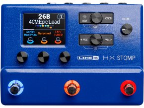 Line6 HX Stomp Blue