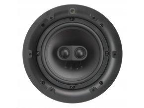 Q Acoustics QI 65C ST biela, kruhová mriežka