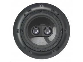 Q Acoustics QI 65CP ST biela, kruhová mriežka