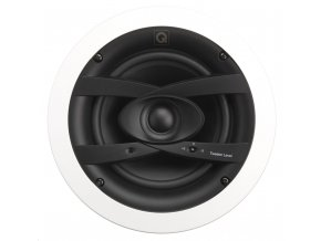 Q Acoustics QI 65CW biela, kruhová mriežka