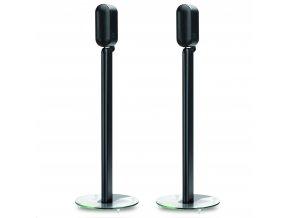 Q Acoustics 7000ST čierny lesklý lak