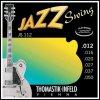 thomastik infeld js112 jazz swing flatwound 12 50 electric guitar strings p2838 18001 medium