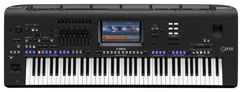 Yamaha Genos - Získajte kontrolu nad hudbou!