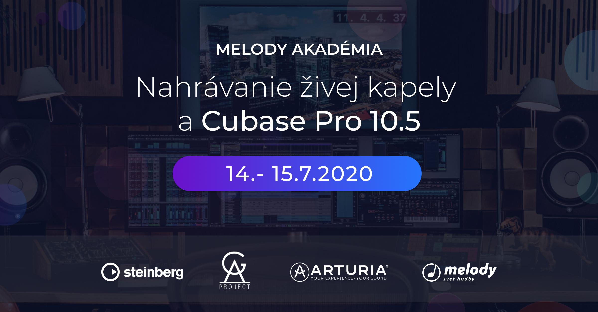 Melody akadémia - workshop v náhravacom štúdiu Melody