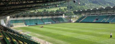 FBT SHADOW 112CT na štadióne MŠK Žilina