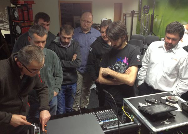26.2.2015 Workshop Yamaha CL/QL séria