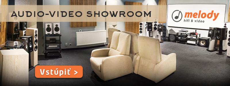Nový hifi showroom