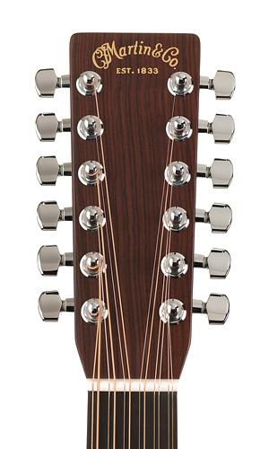 12-strunové akustické gitary