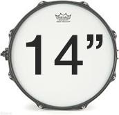 "14"" rytmičáky"