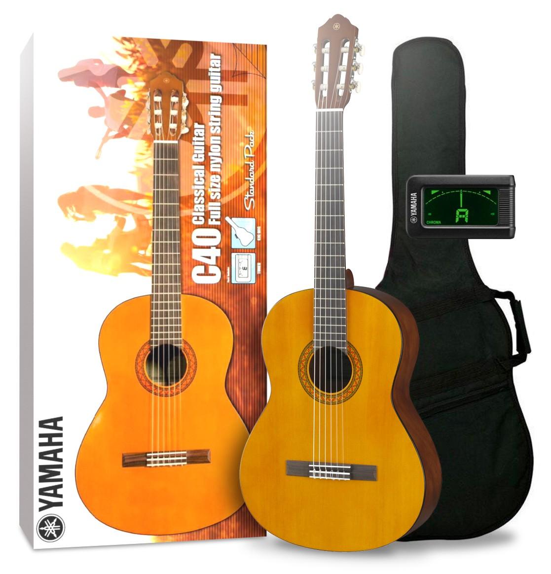 Sety s klasickými gitarami