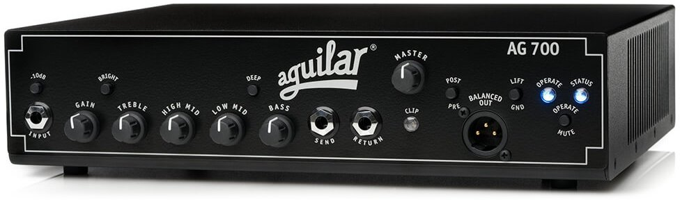 Ultralight basgitarové zosilňovače