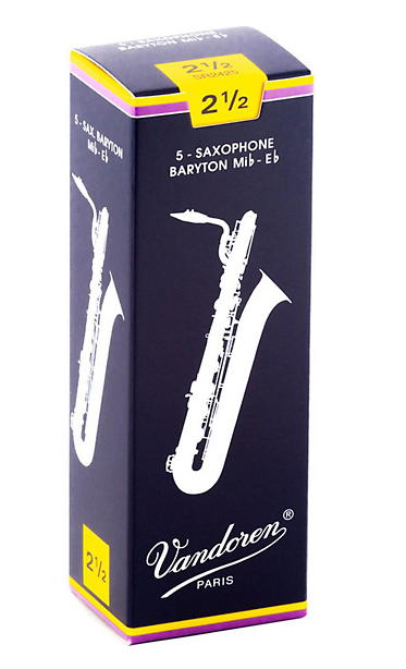 Plátky pre baryton saxofón