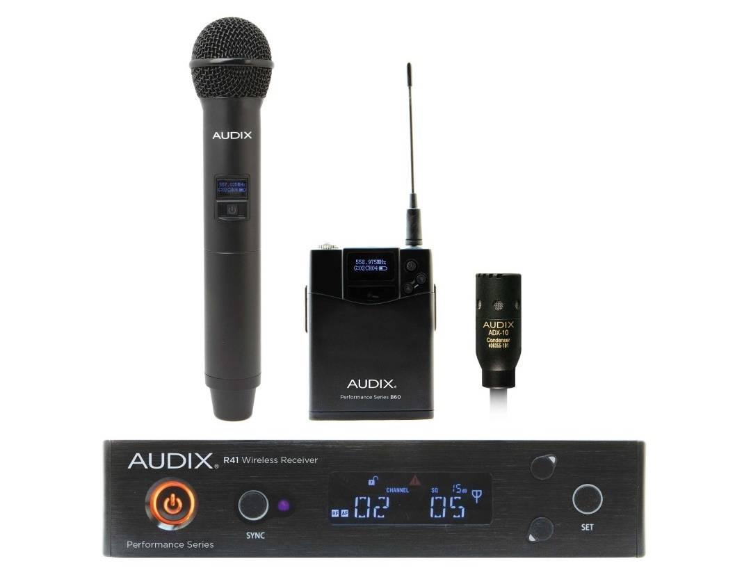 Bezdrôtové mikrofónne systémy