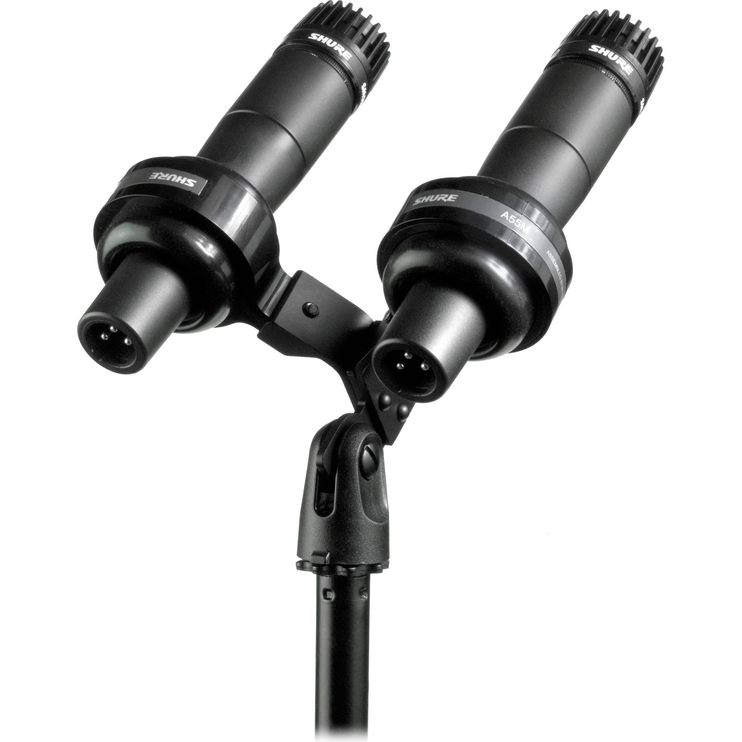 Držiaky a pavúky pre mikrofóny