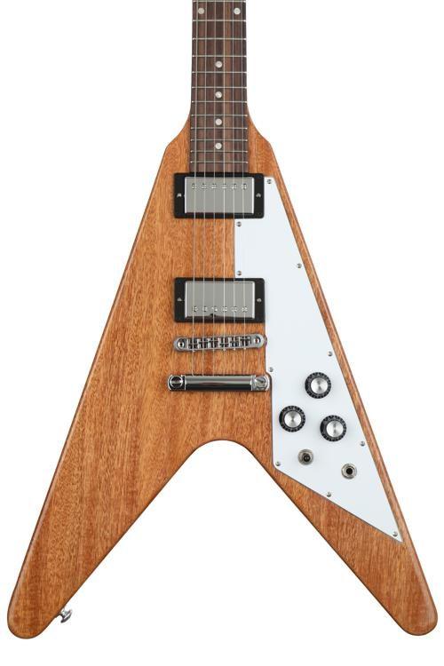 Elektrické gitary typu Hard & Heavy