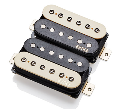 Snímače pre gitary