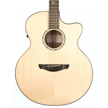 Elektroakustické gitary typu jumbo a grand auditorium