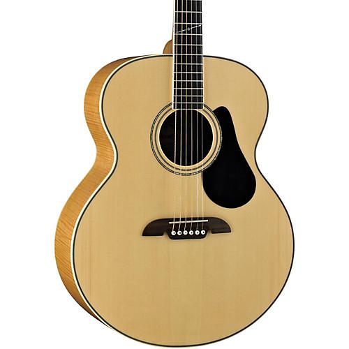 Akustické gitary tvaru Jumbo a Grand Auditorium