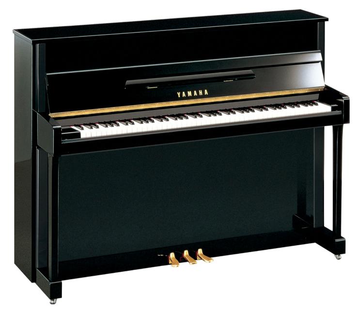 Akustické klavíre