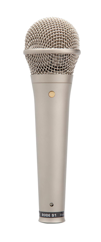 Kondenzátorové mikrofóny