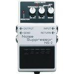 Noise Gate, Supressor a routovacie pedále