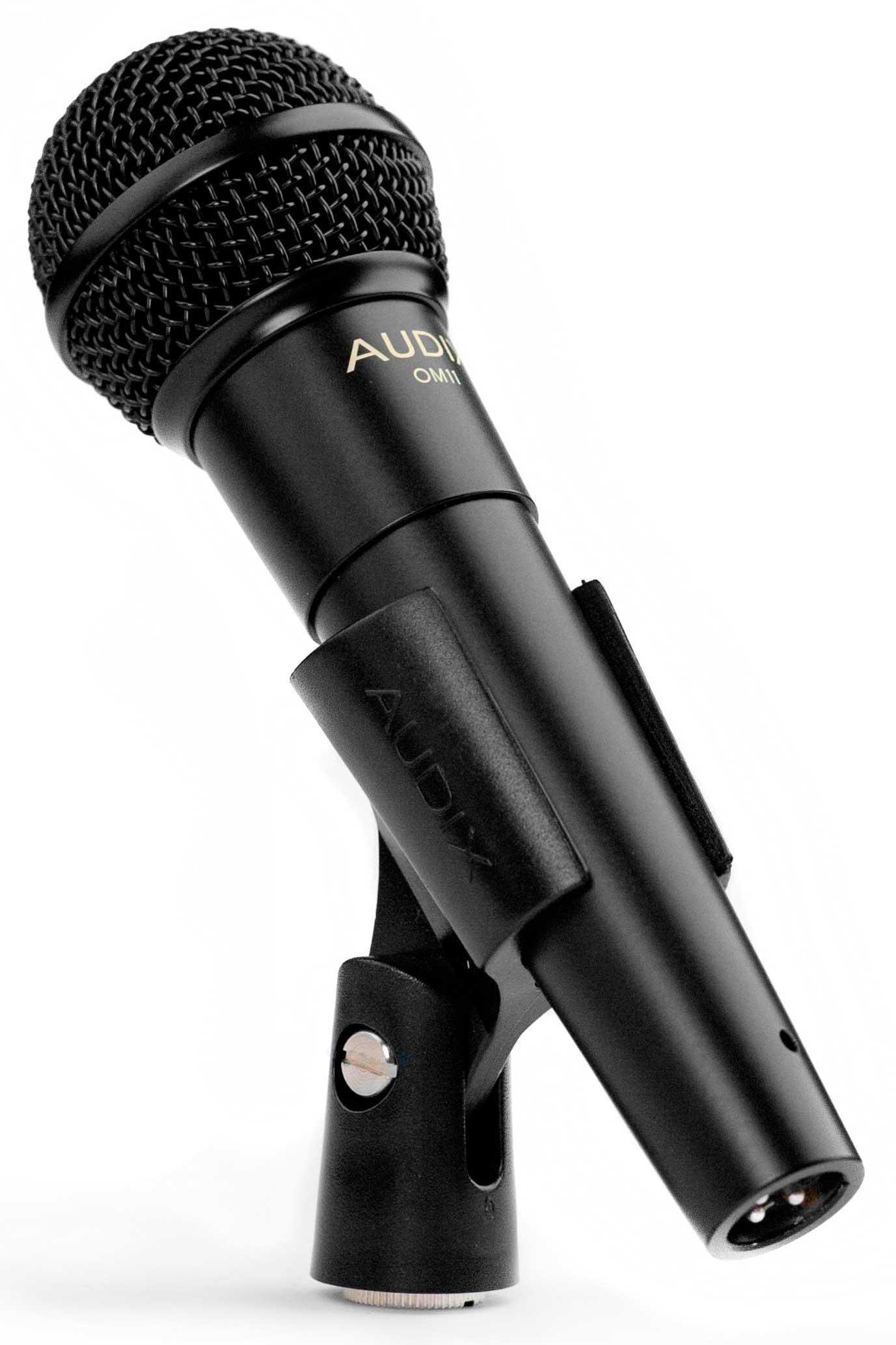 Spevové mikrofóny