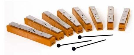 Platničky s rezonátorom
