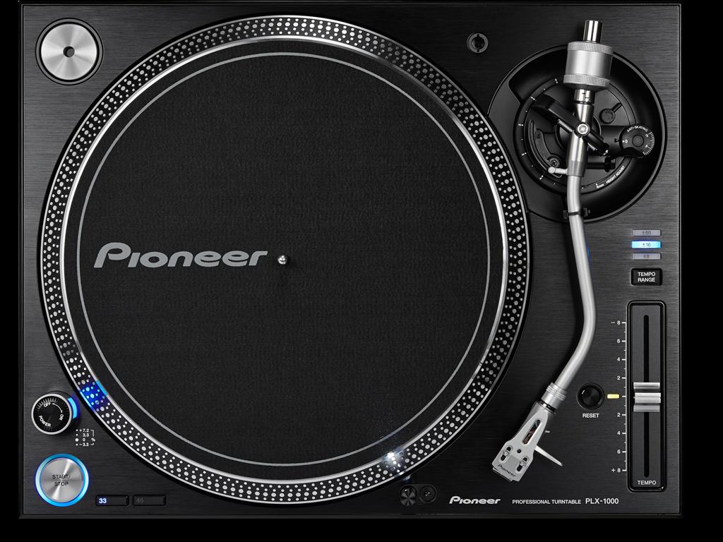 Gramofóny Pioneer Dj