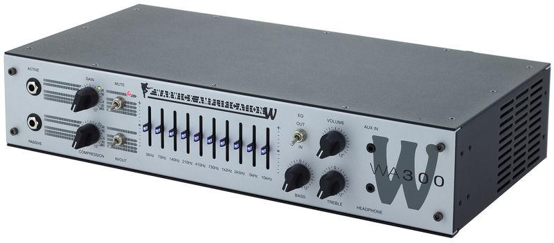 Tranzistorové basgitarové preampy a powerampy