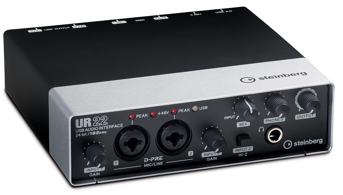 USB audio prevodníky