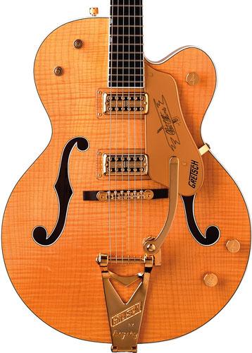 Semiakustické gitary