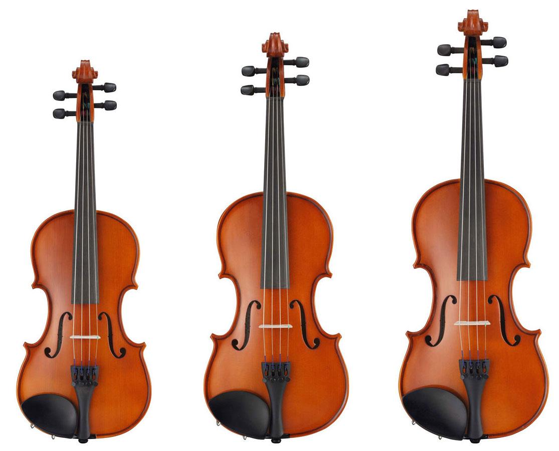 Akustické sláčikové nástroje