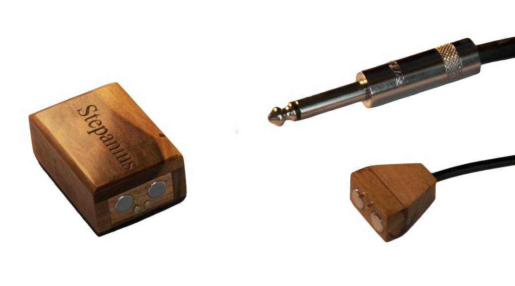 Snímače pre sláčikové nástroje