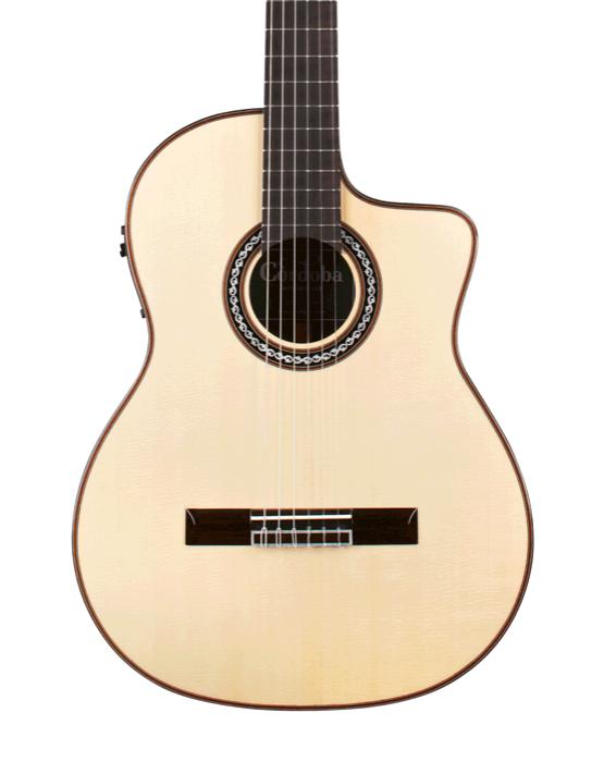 Klasické gitary so snímačom