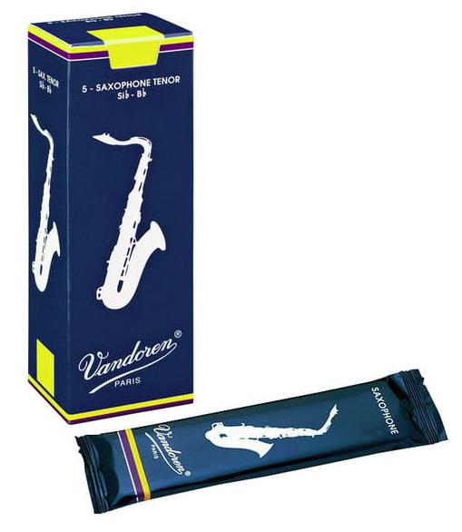 Plátky pre tenor saxofón