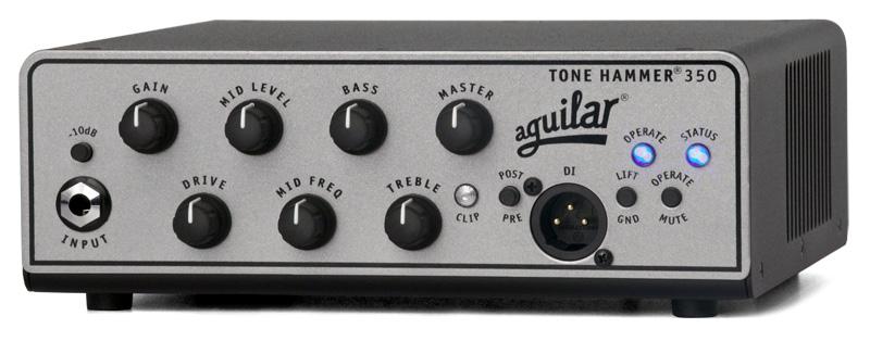 Tranzistorové basgitarové zosilňovače