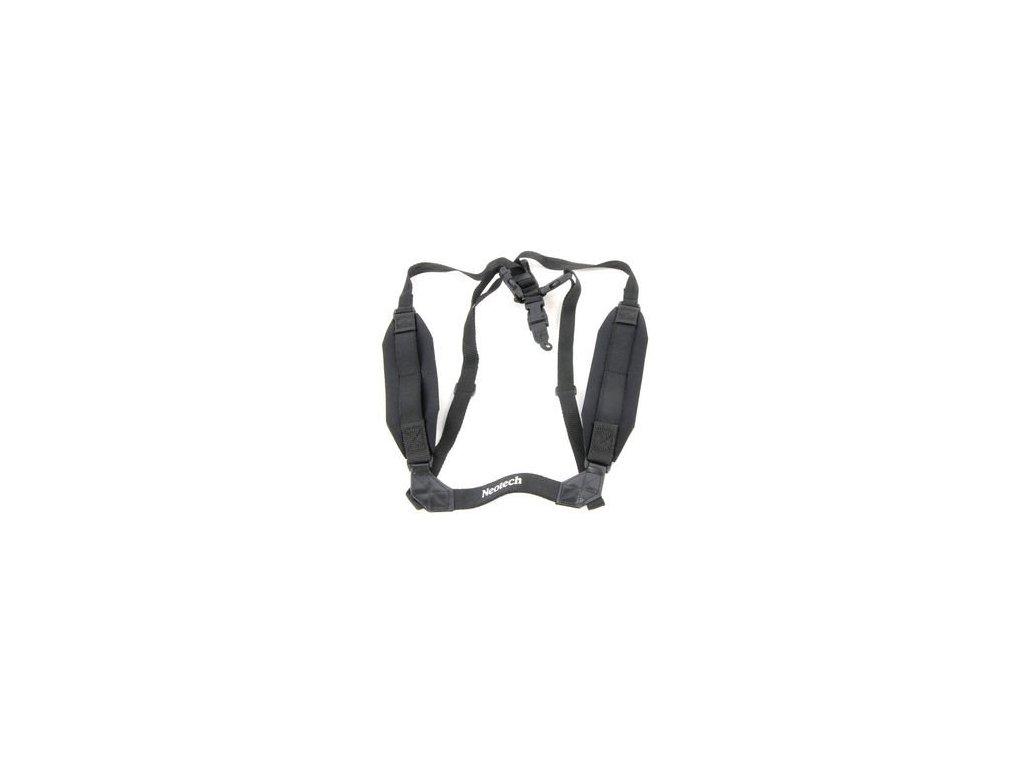 Neotech Saxophone strap Soft Harness Black, Length 33 - 44,4 cm