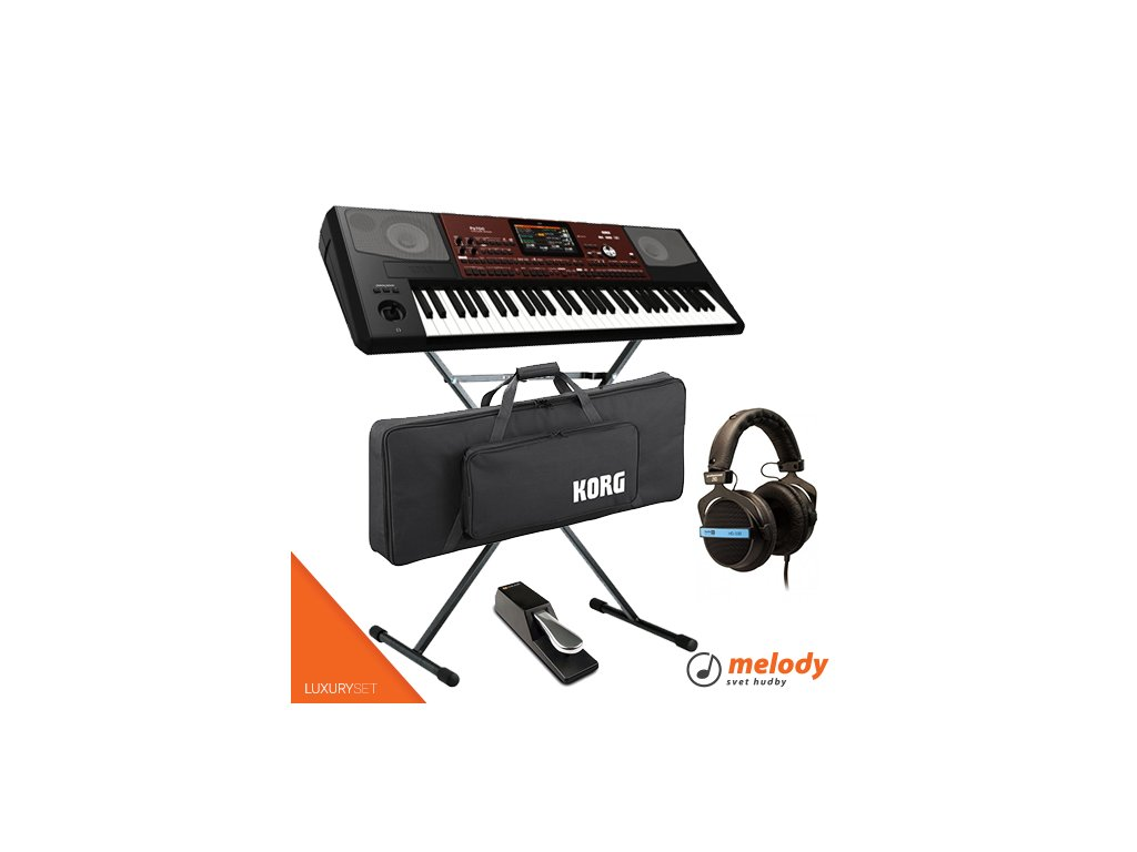 Korg PA700 Luxury Set