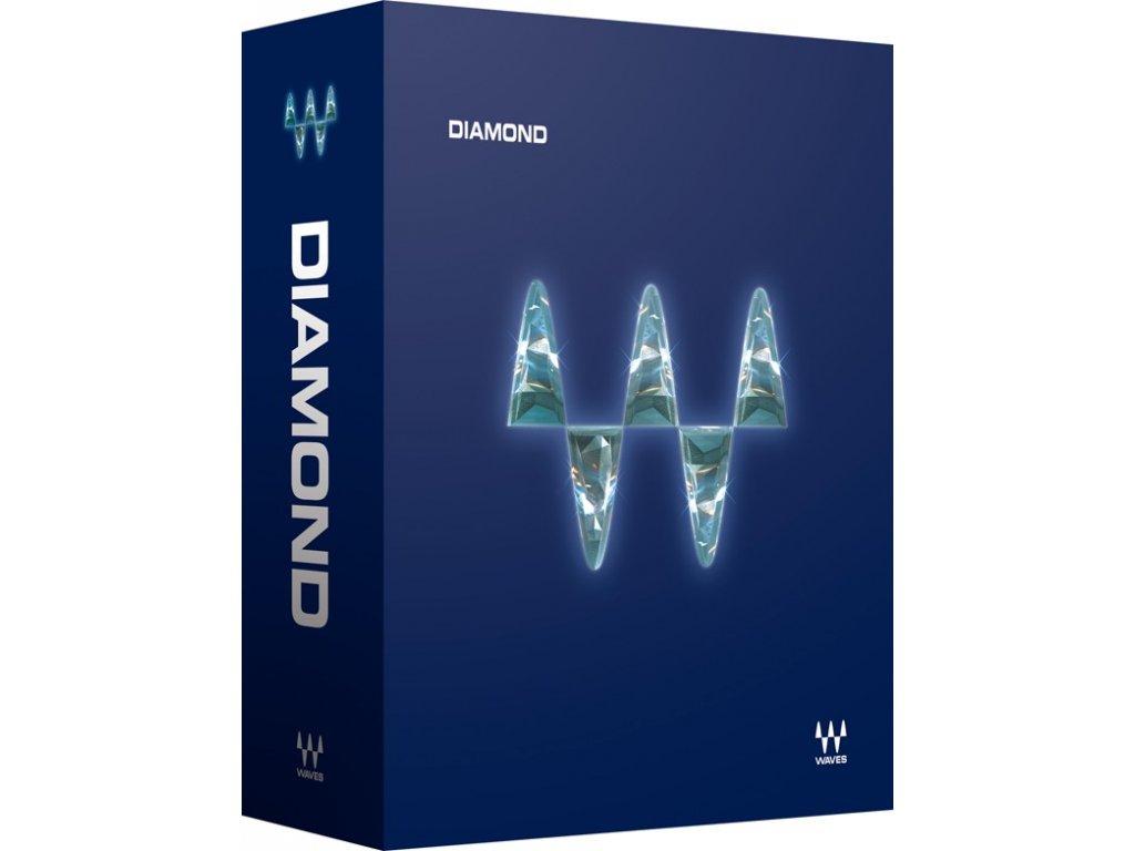 Waves Diamond Bundle Native