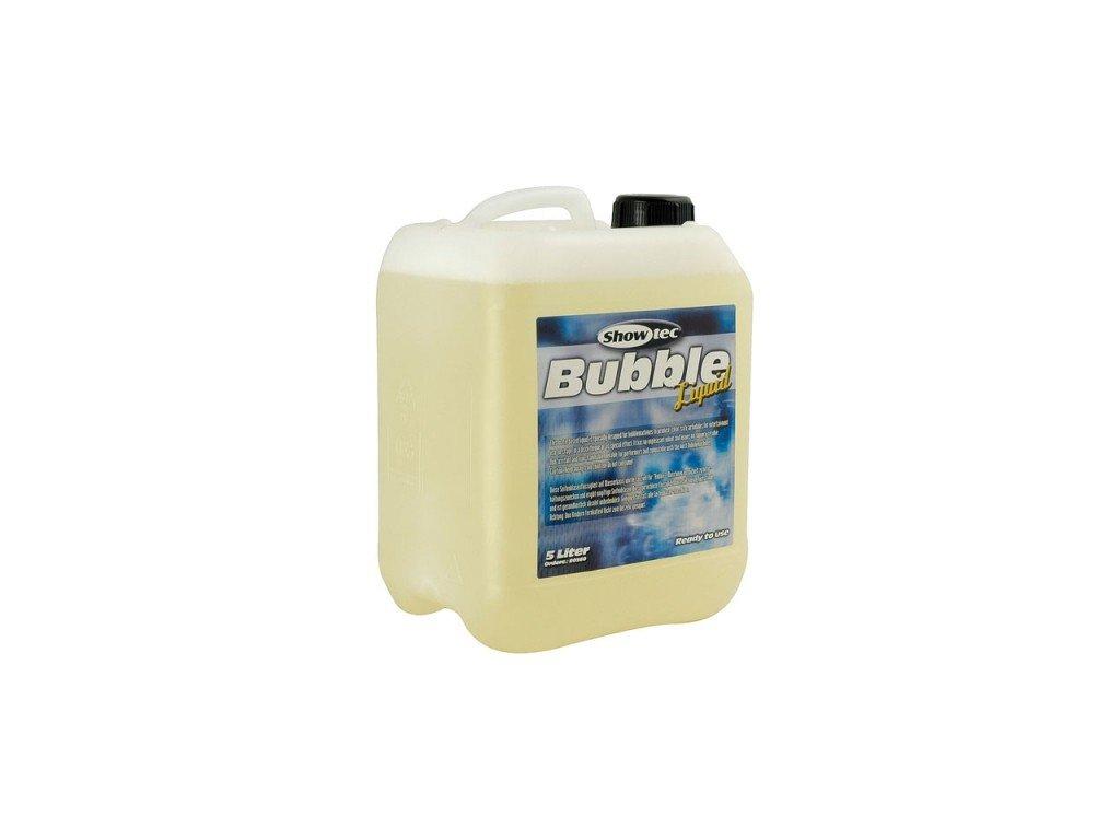Showtec Bubble Liquid 5 liter