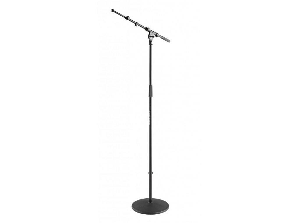 K&M 26145 Microphone stand black