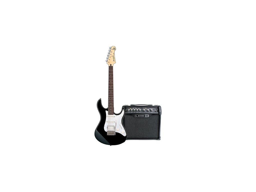 Yamaha Pacifica 012 & Spider 15 Pack