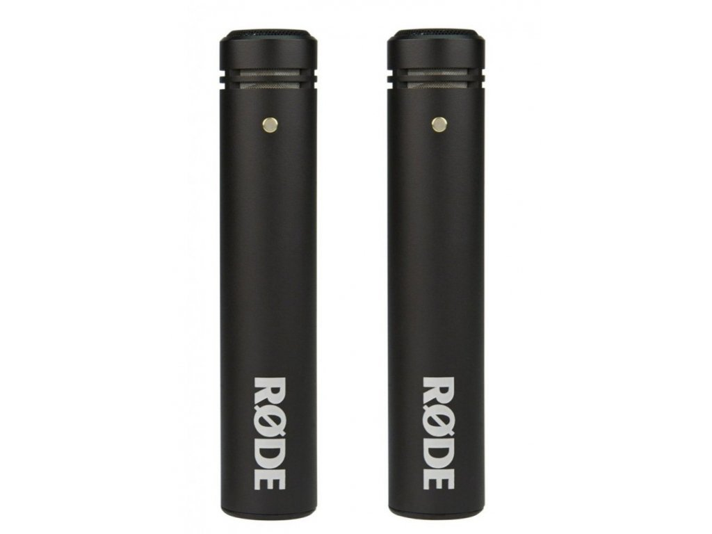 "Rode M5 Matched Pair kompaktní pár 1/2"" mic."