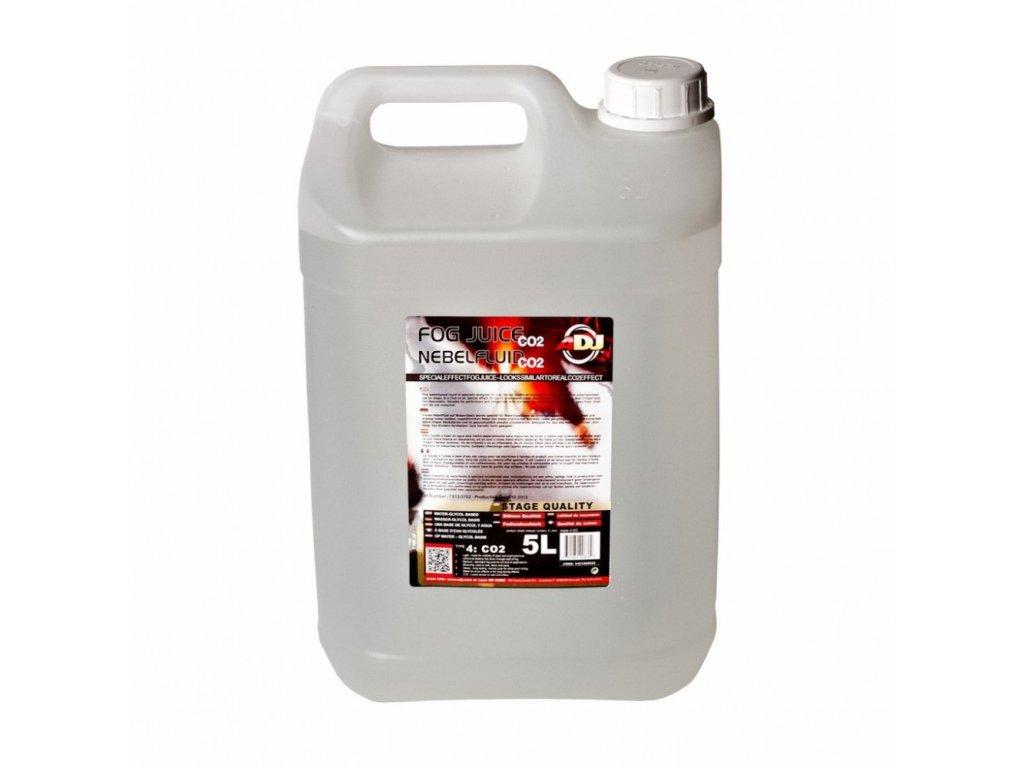 ADJ Fog Juice CO2 - 5 Liter
