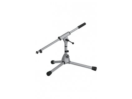 K&M 25910 Microphone stand »Soft-Touch« gray